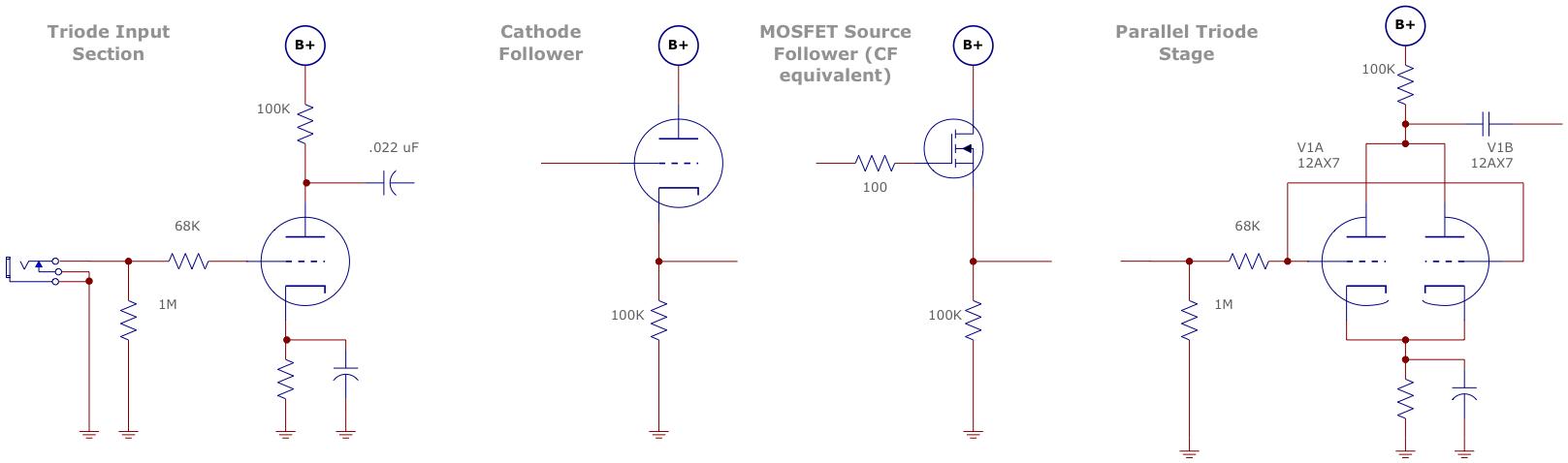 Amplifier Diagram Libraries Monsterrtyhat